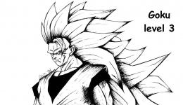 giuseppe-urso-dragon-ball-goku-level-3