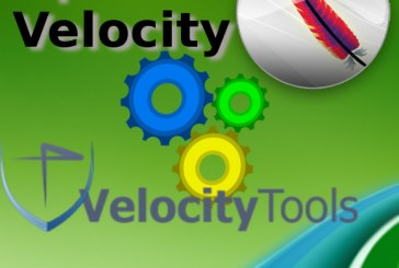 Apache Velocity template engine quick start