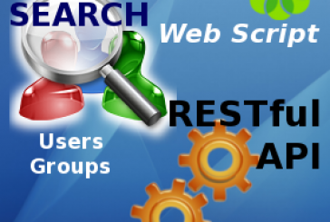 Alfresco tips and tricks – #10 Web Scripts to search for groups and users