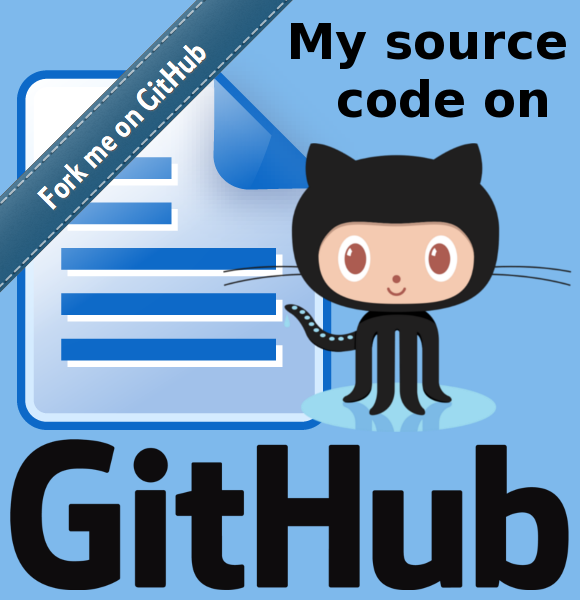 My source on GitHub