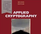 Applied Cryptography 2nd ed. Image