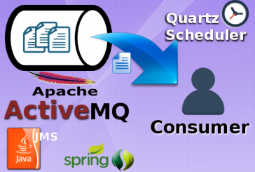 Job Scheduling di Message Consumer su ActiveMQ con Spring DMLC e Quartz