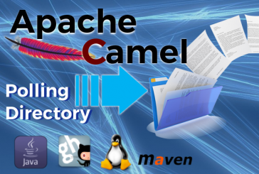 Consuming files from folders with Apache Camel