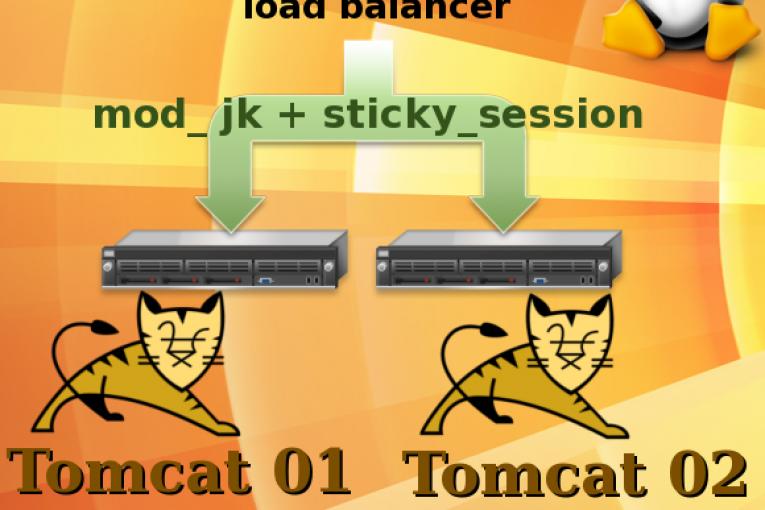 Tomcat load balancing with Apache and mod_jk - Giuseppe Urso