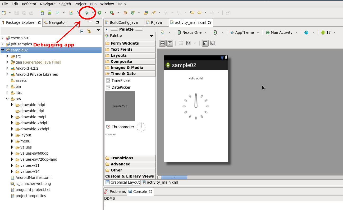 How to configure Android ADB with Nexus 4 and Linux CentOS
